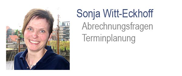 Sonja Witt-Eckhoff, Labormanagement Dental Design GmbH